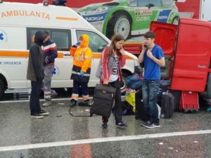 Lugoj Expres accident Lugoj 4