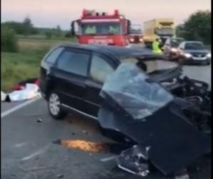 Lugoj Expres accident dn6 6