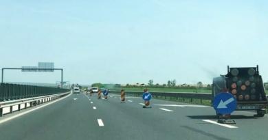 Lugoj Expres Atenție, șoferi! Restricții de circulație pe autostrada A1 trafic restricționat șoferi restricții reparații lucrări circulație autostrada A1 atenție