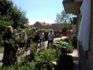 Lugoj Expres Dezvelirea plăcii memoriale Constantin Buiciuc scriitor placă memorială om de cultură jurnalist dezvelire Constantin Buiciuc