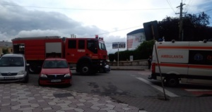 Lugoj Expres pompieri 3