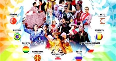 """Lugoj Expres Ansamblul """"Lugojana"""", la festival, în Cipru de Nord Lugojana Iskele folclor festival internațional festival Cipru de Nord ansamblu"""