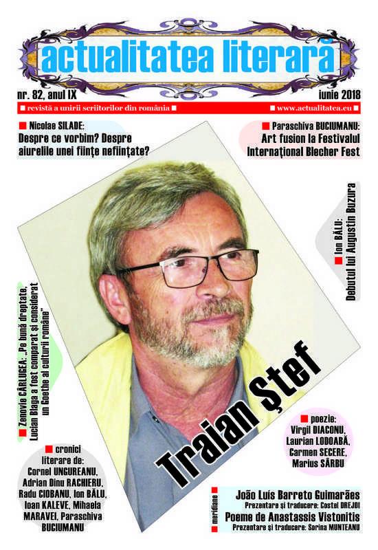 Lugoj Expres Actualitatea literară - la numărul 82 scriitori revistă literatură librării actualitatea literară