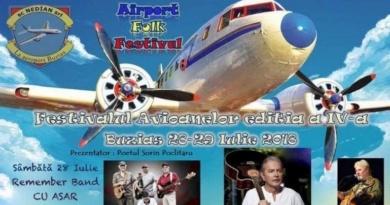 Lugoj Expres Festivalul Avioanelor, la Buziaș: weekend cu zboruri, parașutism, expoziții, rock, folk și arte marțiale rock parașutism folk Festivalul avioanelor festival divertisment concert Buziaș avioane arte marțiale Aero West
