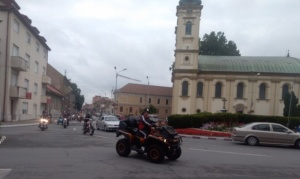 Lugoj Expres parada motociclisti 2a
