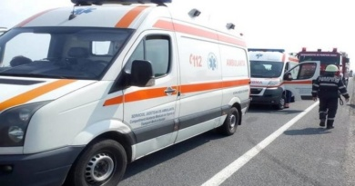 Lugoj Expres Accident mortal! Un tânăr a murit pe DN 6 ucidere din culpă tragedie tânăr decedat Lugoj Jena Impact violent drum DN 6 Caransebeș accident mortal accident grav accident