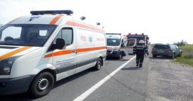 Lugoj Expres Coliziune între două autoturisme, pe DN 6 persoană rănită DN 6 Coșteiu coliziune Belinț autoturism accident