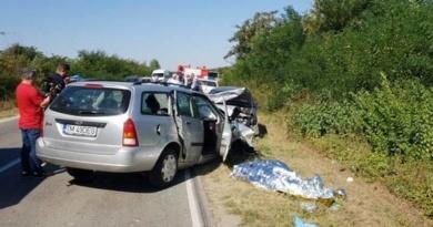 Lugoj Expres Accident cu trei victime, pe DJ 592. O femeie a murit victime vătămare corporală ucidere din culpă tânăr de 19 ani Impact violent femeie decedată doi răniți DJ 592 Buziaș Albina accident