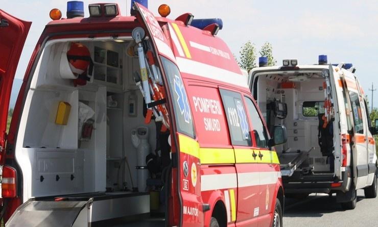 Lugoj Expres Accident cu trei victime, pe DN 68A victime persoane rănite Lugoj DN 68A Deva Coșava accident