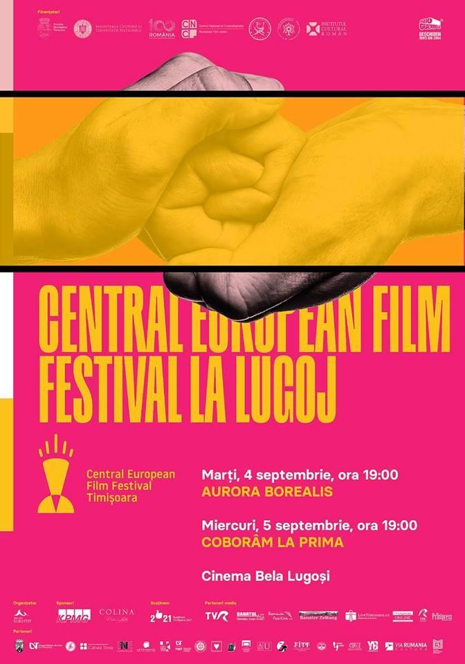 Lugoj Expres Festivalul de Film Central European Timișoara revine, cu două pelicule, la Lugoj proiecții Luminile Nordului film Festivalul de Film Central European festival Coborâm la prima cinema Bela Lugosi Aurora Boreală