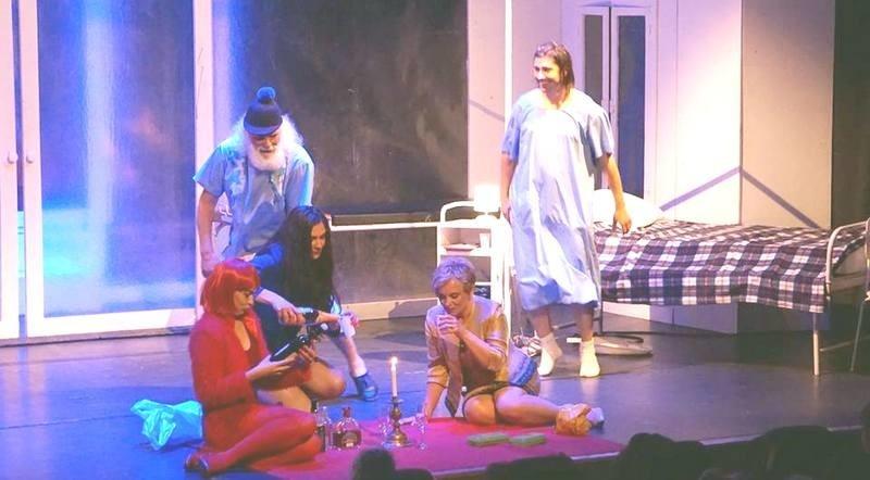 """Lugoj Expres Ultima haltă în paradis, la Teatrul din Lugoj Ultima haltă în paradis Turda Teatrul Municipal """"Traian Grozăvescu"""" Lugoj Teatrul Aureliu Manea Turda teatru spectacol comedie actori"""