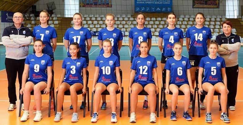 Lugoj Expres CSM Lugoj 2 - prima victorie în Divizia A2 Vest volei victorie seria Vest Divizia A2 CSM Lugoj 2
