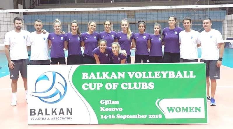 Lugoj Expres Voleibalistele de la CSM Lugoj joacă în Cupa Balcanică volei feminin volei turneu Cupa Balcanică CSM Lugoj BVA Cup