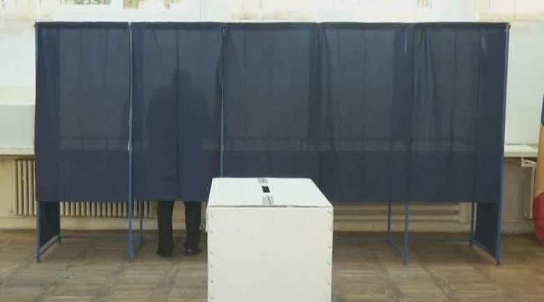 Lugoj Expres Referendum invalidat! La  Lugoj, doar 17,56% dintre alegători au trecut pe la urne vot urne secții de votare revizuirea Constituției referendum Lugoj
