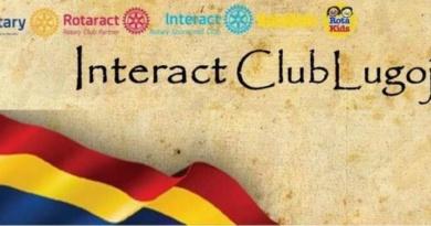 Lugoj Expres Interact Lugoj sărbătorește 100 de ani de la Marea Unire spectacol Rotary RotaKids Interact eveniment Clubul Interact Lugoj centenar