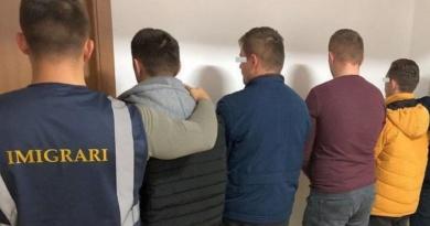 Lugoj Expres Patru bărbați din Serbia, care munceau fără forme legale la Buziaș, au fost expulzați din România străini sârbi muncă ilegală muncă interdicție imigrări fără forme legale expulzați Buziaș amendă acțiune