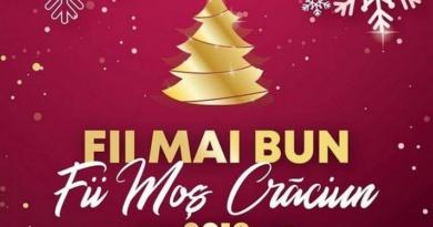 Lugoj Expres Fii mai bun, fii Moș Crăciun! Spectacol caritabil și târg de Crăciun Universitatea Europeană Drăgan târg de Crăciun spectacol caritabil Lugoj FOA -Fusion of Arts fii Moș Crăciun fii mai bun eveniment caritabil eveniment asociația FOA