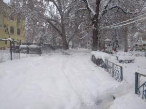 Lugoj Expres Lugojul, sub nămeți, fără electricitate, apă și căldură zăpadă situații de urgență realimentare nămeți Lugoj energie electrică deszapezire căldură apă