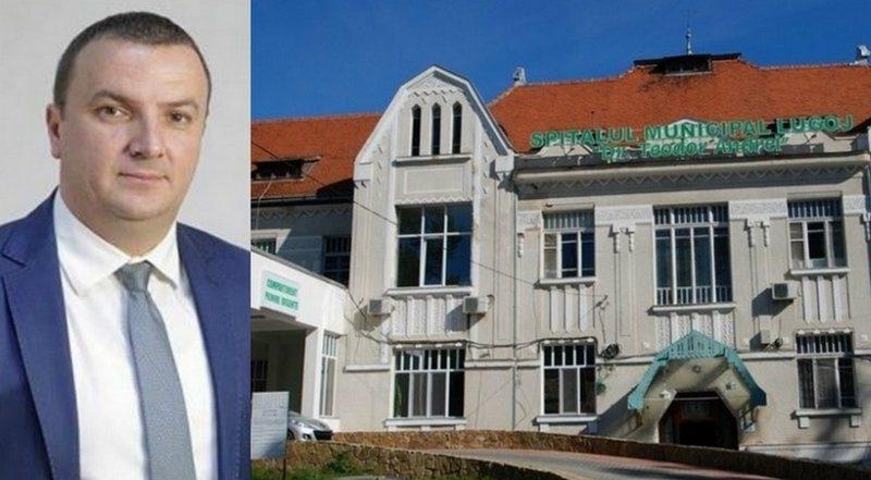 Lugoj Expres Spitalul din Lugoj poate accesa fonduri nerambursabile de 200.000 de euro, printr-o schemă de finanțare lansată de CJ Timiș unități sanitare spitalul Lugoj spitale schemă de minimis Sânnicolau Mare premiera Lugoj Jimbolia fonduri nerambursabile finanțare Făget ecipamente medicale Deta Consiliul Județean Timiș Călin Dobra