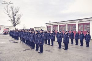Lugoj Expres Pompierii din Lugoj au un nou locțiitor de comandant șef nou pompieri Lugoj pompieri numire locțiitor comandant ISU Timiș Detașamentul de Pompieri Lugoj Daniel Miluț comandant detașament