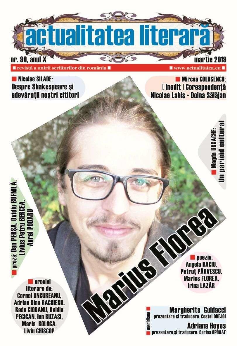 Lugoj Expres A apărut numărul 90 al revistei Actualitatea literară scriitori revistă proză poezie poeți librării cultură cronici literare actualitatea literară
