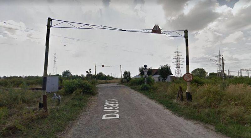 Lugoj Expres Circulație închisă pe DJ 592D Lugoj – Jabăr trecere rute ocolitoare reabilitare Lugoj lucrări Jabăr DJ 592D circulație închisă CFR