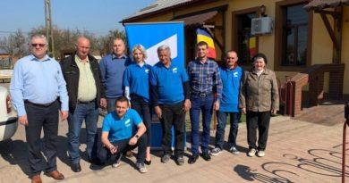 Lugoj Expres USR are o organizație și la Găvojdia USR Timiș USR Găvojdia USR Ramona Dzitac organizație Găvojdia
