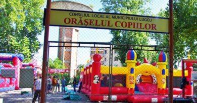 Lugoj Expres Se deschid Orășelele Copiilor timp liber oraselul copiilor Lugoj locuri de joacă copii