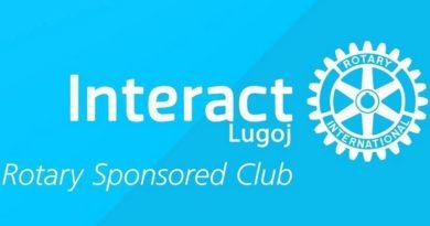 Lugoj Expres Cros caritabil, pentru a ajuta o familie cu cinci copii Lugoj Interact Lugoj Interact familie nevoiașă curse cros caritabil cros Coloract cinci copii ajuta
