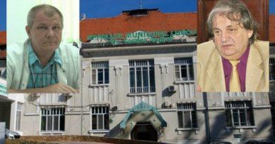 Lugoj Expres Spitalul Municipal pune Lugojul în... Topul național al datornicilor topul național al datornicilor topul datornicilor top Spitalul Municipal Lugoj spital primăria lugoj primar Lugoj Francisc Boldea datorii arierate