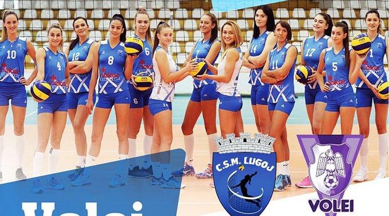 Lugoj Expres Start în Divizia A1 de volei feminin! CSM Lugoj întâlnește pe FC Argeș Volei Pitești volei feminin volei play-off obiectiv lot FC Argeș Volei Pitești Divizia A1 CSM Lugoj campionat
