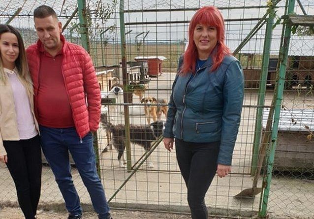 Lugoj Expres Social-democrații lugojeni, în vizită la Adăpostul de câini fără stăpân Ziua Mondială a Animalelor vizită PSD Lugoj PSD Lugoj câini adăpost
