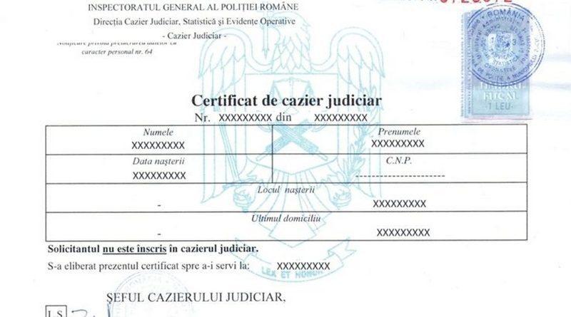 Lugoj Expres Ghișeu pentru eliberarea cazierului judiciar, la Buziaș program Poliția Buziaș gișeu certificat cazier judiciar Buziaș