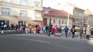 Lugoj Expres Mica Unire, celebrată la Lugoj Unirea Principatelor Române Mica Unire la Lugoj Mica Unire Lugoj Hora Unirii în centrul Lugojului hora unirii ceremonial Ansamblul Folcloric Lugojana