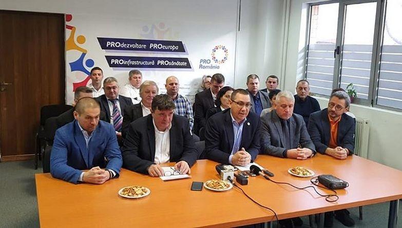 Lugoj Expres Pro România va avea candidat pentru Primăria Lugoj Victor Ponta Secaș Pro România Timiș Pro România primăria lugoj primar Lugoj Fârdea candidat Belinț Bara alegeri locale
