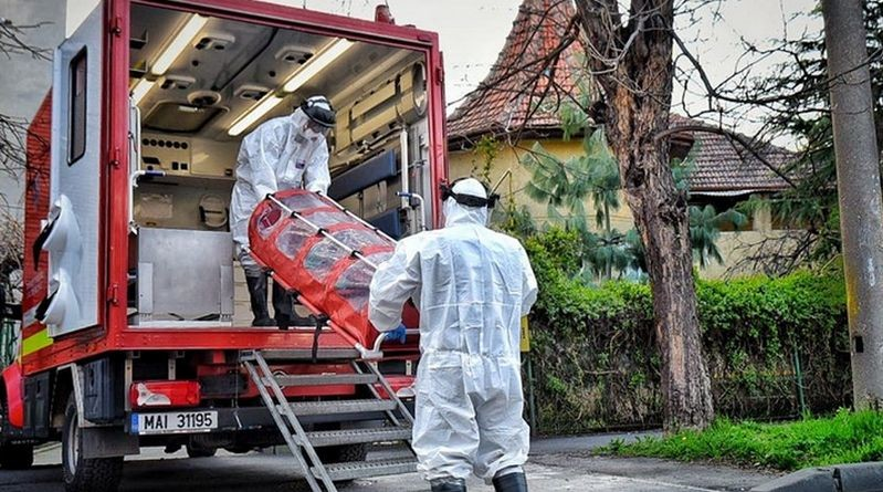 Lugoj Expres Noul coronavirus a ajuns și la Făget tânăr primul caz Marcel Avram infectare Făget COVID 19 coronavirus la Făget coronavirus Brănești