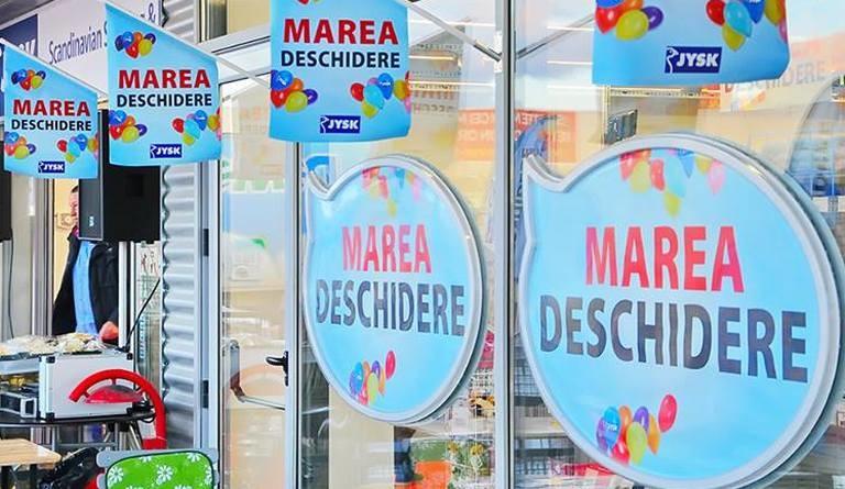 Lugoj Expres JYSK deschide un magazin la Lugoj reduceri program oferte mobilier magazin Lugoj magazin Lugoj JYSK Lugoj JYSK deschhidere decorațiuni card cadou