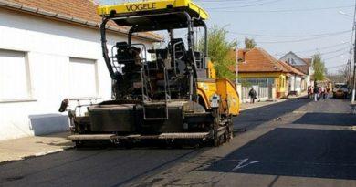 Lugoj Expres Străzile din centrul Lugojului, cuprinse într-un proiect de refacere a covorului asfaltic străzi reabilitare proiect primar Lugoj lucrări covor asfaltic asfaltare