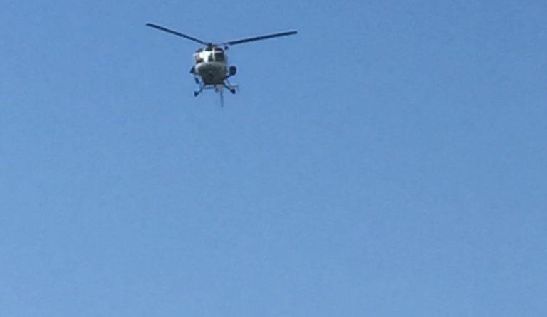 Lugoj Expres Atenție șoferi! Traficul rutier este supravegheat din elicopter trafic Timiș supravegheat șosele șoferi poliție Lugoj elicopter