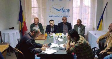 Lugoj Expres ALDE vrea să fie a doua forță politică în Lugoj Traian Stancu Marian Cucșa AlDE Timiș ALDE Lugoj