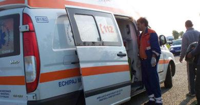 Lugoj Expres Accident violent pe DN 68A. O tânără a fost proiectată prin parbriz Făget DN 68A aruncată prin parbriz accident