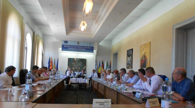 Lugoj Expres Majorarea tarifelor la apă și canalizare, pe agenda consilierilor lugojeni proiecte majorarea tarifelor Lugoj hotărâri energie durabilă Consiliul Local Lugoj consilierii lugojeni