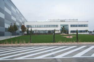 Lugoj Expres Lidl a inaugurat la Lugoj primul centru logistic din vestul României primul centru logistic din vestul României Lidl România inaugurare la Lugoj Centrul logistic Lidl Lugoj Bog'Art