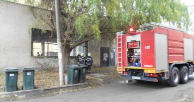 Lugoj Expres Incendiu la fosta centrală termică din cartierul Micro III Lugoj incendiu centrală termică dezafectată