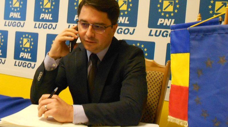 Lugoj Expres PNL Lugoj a rămas fără președinte. Claudiu Buciu a demisionat! PNL Timiș PNL Lugoj demisie Claudiu Buciu