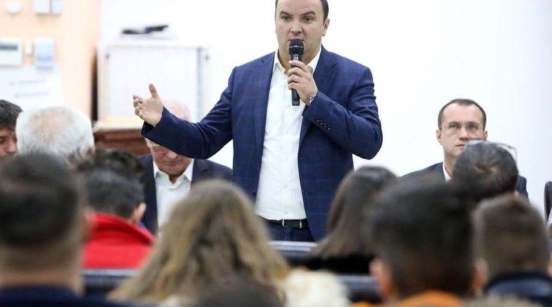 Lugoj Expres Călin Dobra vrea să susțină din Parlament marile proiecte de dezvoltare ale Timișului (P) PSD Timiș Călin Dobra