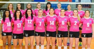 Lugoj Expres CSM Lugoj a câștigat cea de-a doua ediție a Cupei Rieker volei feminin UVT Agroland Timișoara Universitatea Cluj Eaton Tempo Sr. Mitrovica Cupa Rieker CSM Lugoj