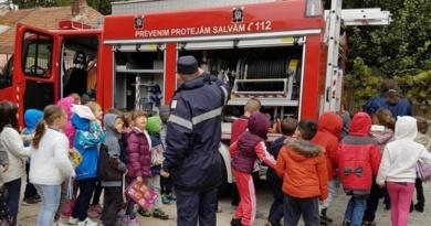 Lugoj Expres Porți deschise la pompieri, de Ziua Protecției Civile ziua protectiei civile ziua porților deschise porți deschise la pompieri Lugoj ISU Timiș