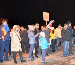 Lugoj Expres proteste b6a