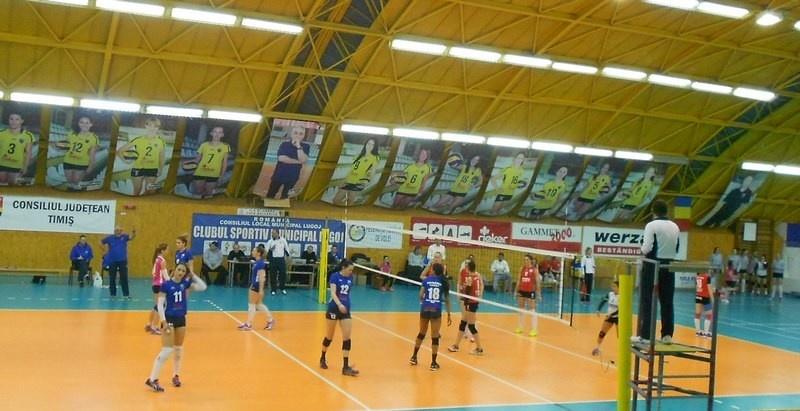 Lugoj Expres CSM Lugoj a obținut primul punct în Divizia A1 volei Divizia A1 Dinamo București CSM Lugoj